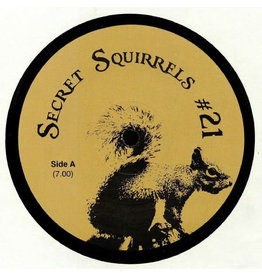 Secret Squirrel ‎– Secret Squirrels #21