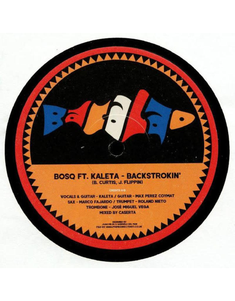 """Bosq – Backstrokin' 12"""""""