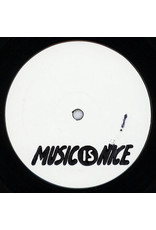 EL HNNY ‎– Music Is Nice 12""