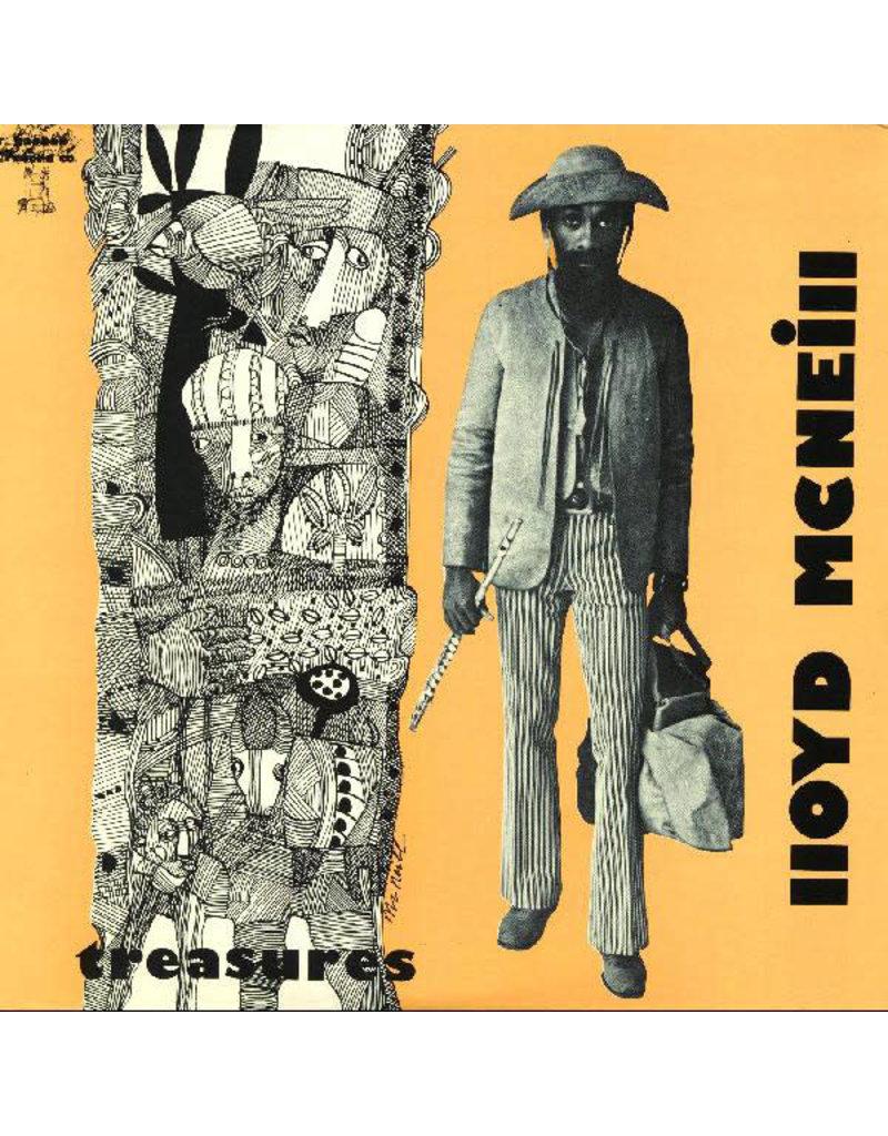 SOUL JAZZ Lloyd McNeill – Treasures LP
