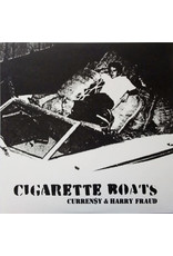 Curren$y & Harry Fraud ‎– Cigarette Boats LP