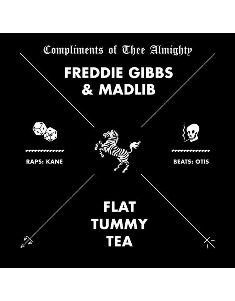 "MADLIB INVAZION Freddie Gibbs & Madlib – Flat Tummy Tea 12"""