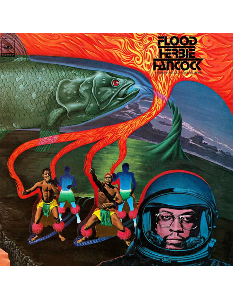 Herbie Hancock – Flood 2LP [RSDBLK18]