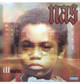 Sony Music Entertainment Nas – Illmatic LP