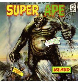 Get On Down The Upsetters ‎– Super Ape LP (2016 Reissue)