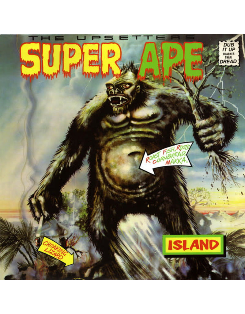 Get On Down The Upsetters - Super Ape LP (2016 Get On Down Reissue)