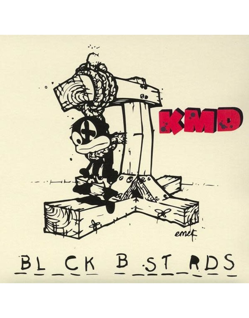 KMD ‎– Black Bastards 2LP
