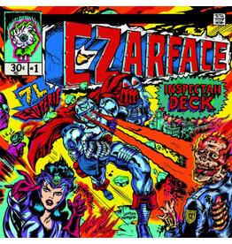 BRICK Czarface ‎– Czarface 2LP