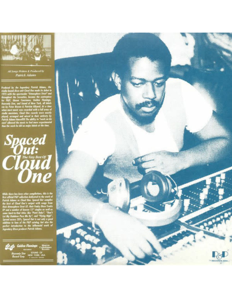 P&P Cloud One ‎– Spaced Out: The Very Best Of Cloud One 2LP