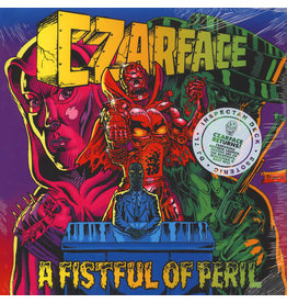 Czarface ‎– A Fistful Of Peril LP