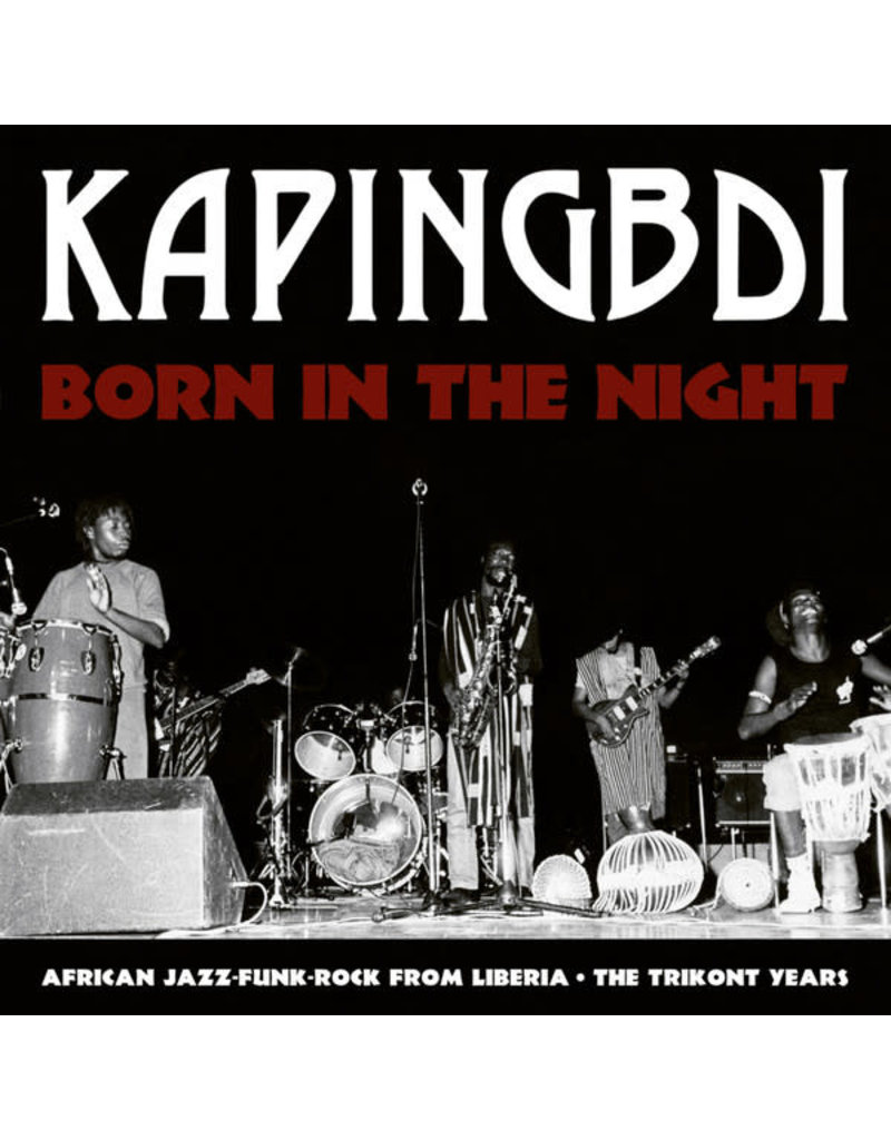 SONORAMA Kapingbdi ‎– Born In The Night LP