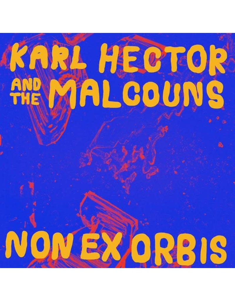 Karl Hector And The Malcouns ‎– Non Ex Orbis LP