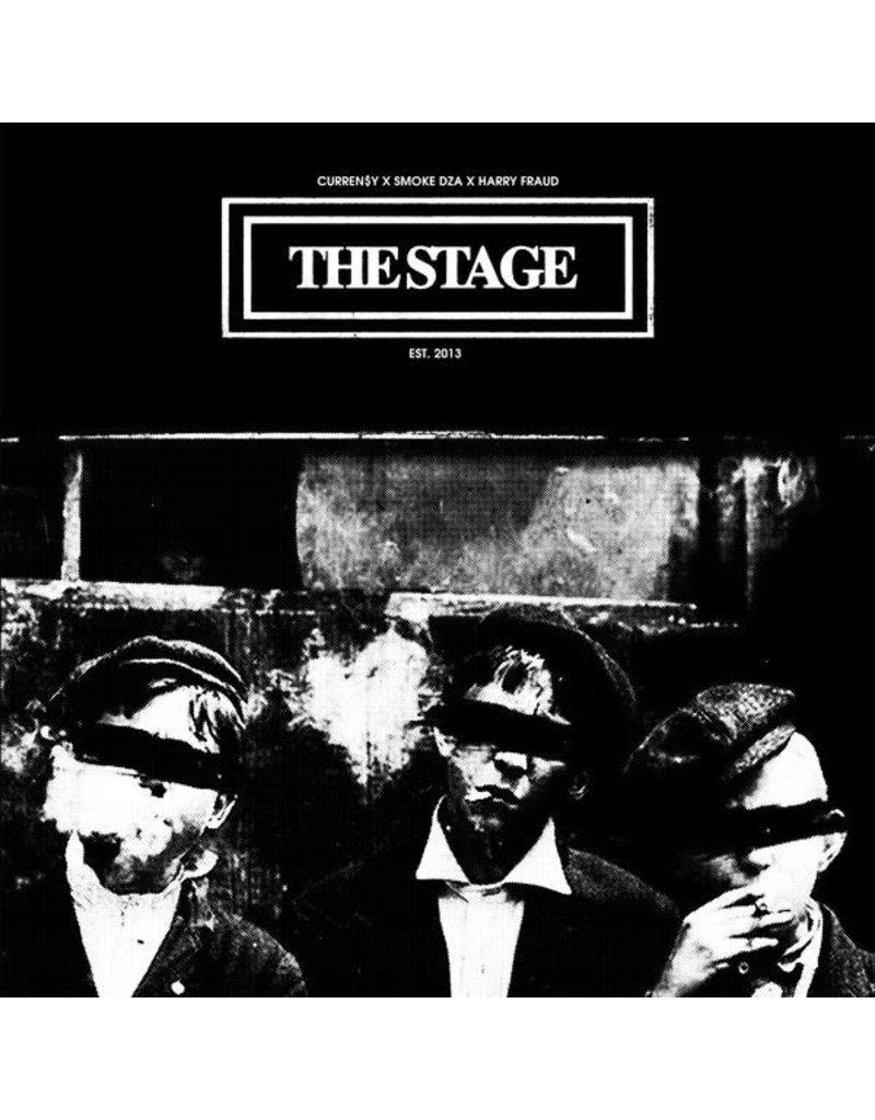 Curren$y, Harry Fraud, Smoke DZA – The Stage (Purple Vinyl) LP