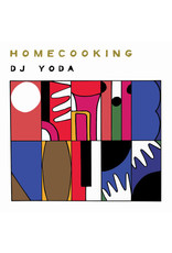 DJ Yoda ‎– Homecooking (Clear Vinyl) LP