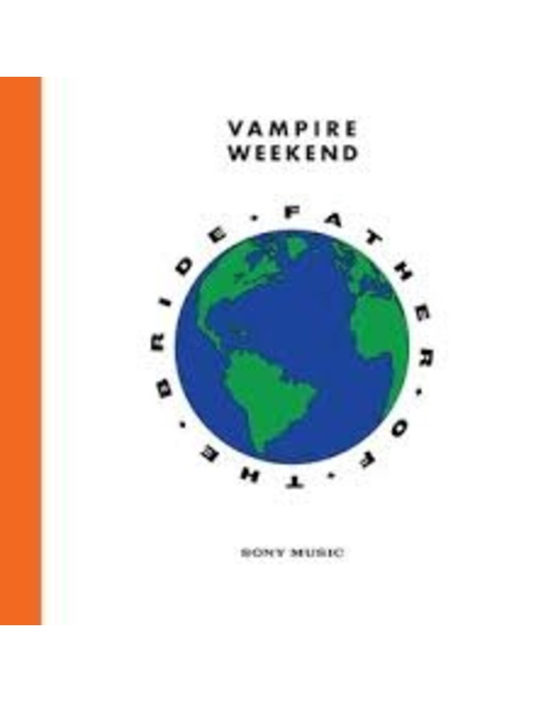 RK Vampire Weekend ‎– Father Of The Bride 2LP