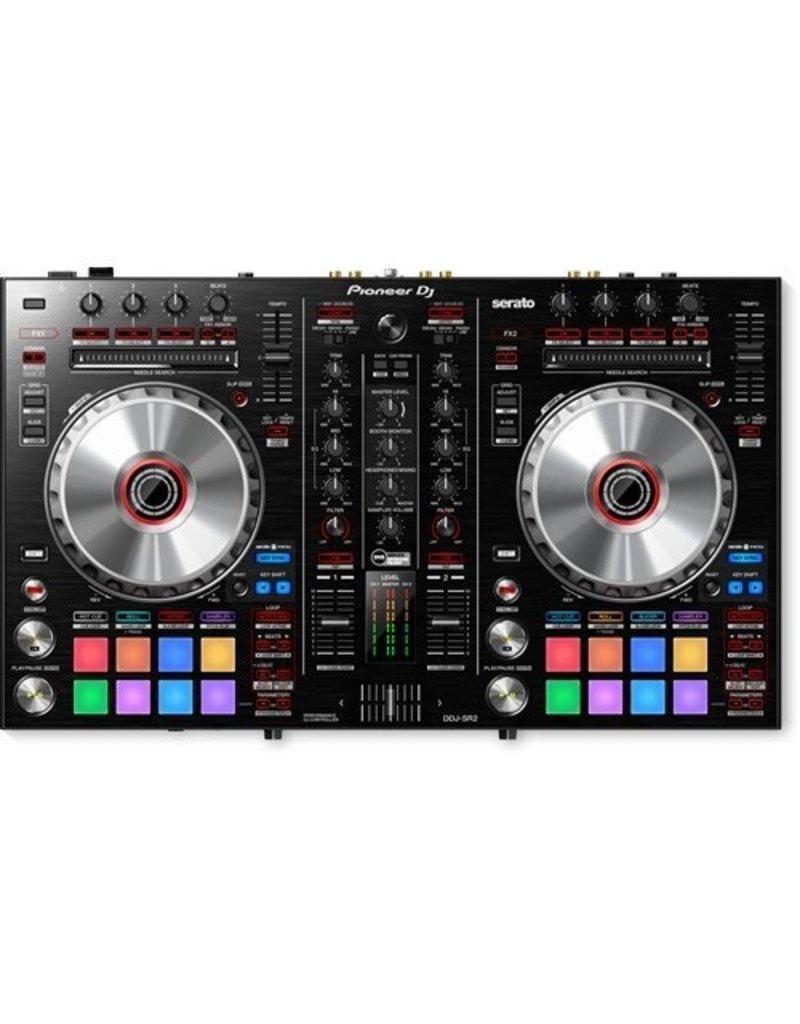 Pioneer PIONEER - DDJ-SR2 Portable 2-channel controller for Serato DJ