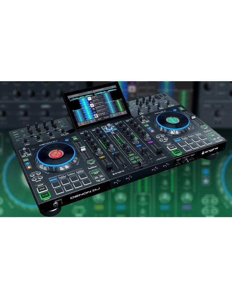 Denon DJ Prime 4 Stand Alone Controller