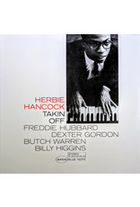 BLUE NOTE Herbie Hancock - Takin' Off LP (2019 Blue Note 80 Series  Reissue)