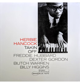 BLUE NOTE Herbie Hancock ‎– Takin' Off LP