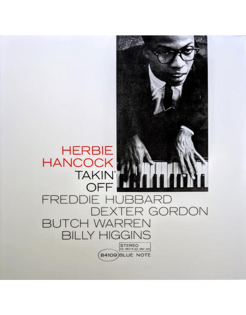 BLUE NOTE Herbie Hancock – Takin' Off LP