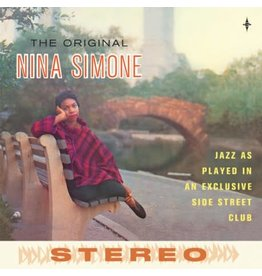 JZ Nina Simone ‎– Jazz As Played In An Exclusive Side Street Club (Green Vinyl) LP
