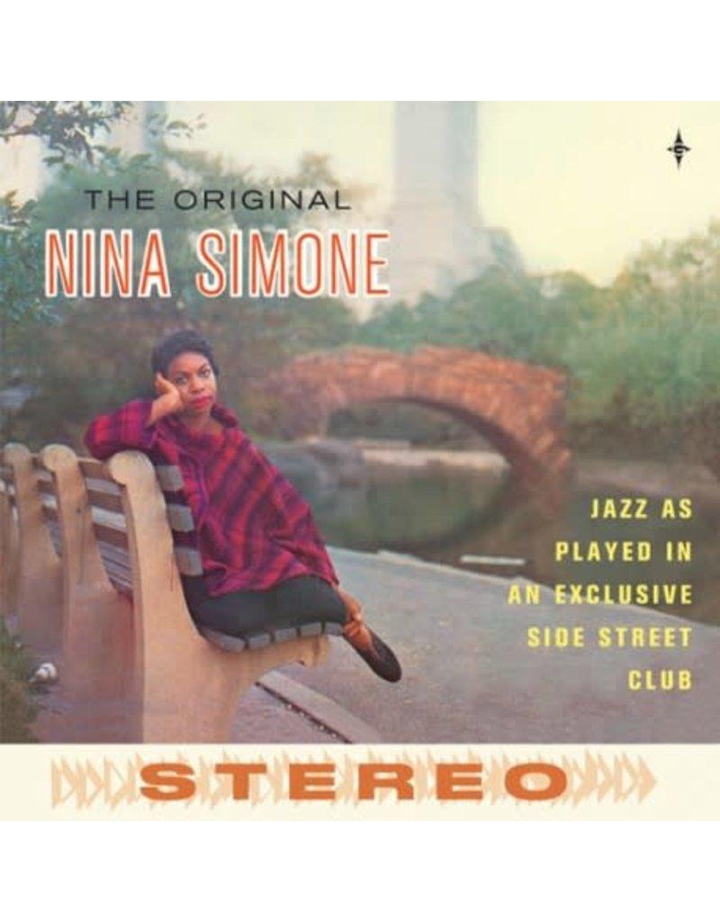 JZ Nina Simone – Jazz As Played In An Exclusive Side Street Club (Green Vinyl) LP