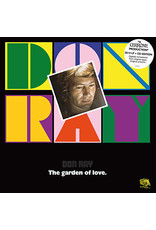 DS Don Ray ‎– The Garden Of Love LP