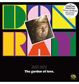 DS Don Ray – The Garden Of Love LP