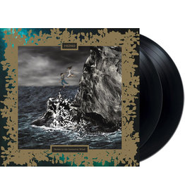 RK Mono ‎– Hymn To The Immortal Wind (Indie Exclusive Metallic Ocean Blue & Green Vinyl) 2LP