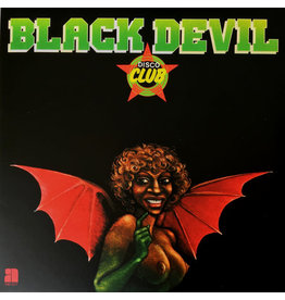 Black Devil Disco Club ‎– Disco Club LP