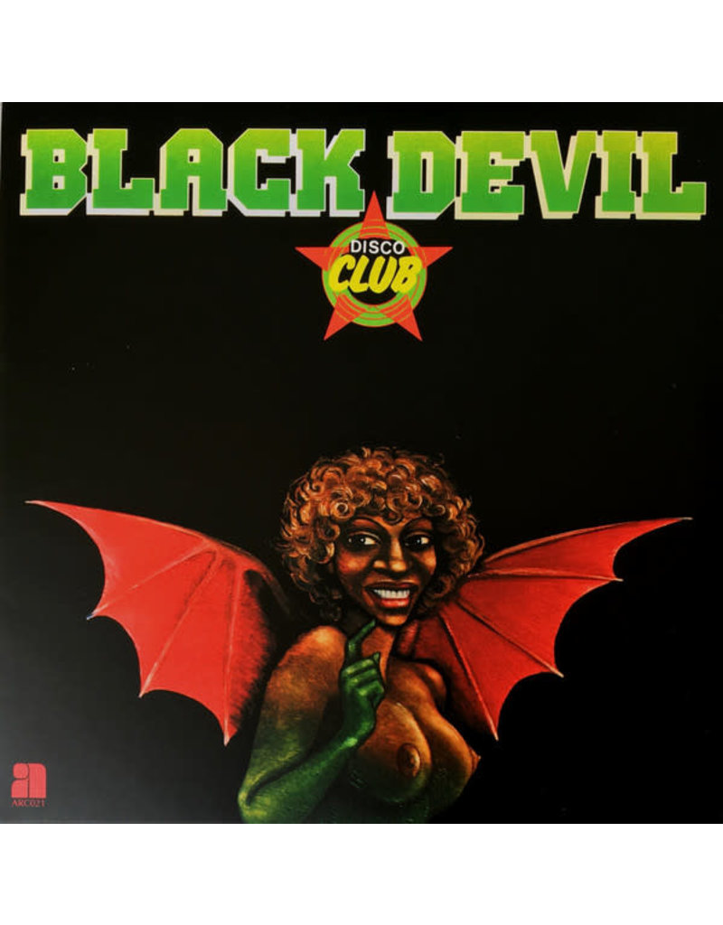 Black Devil Disco Club - Disco Club LP (2015 Reissue)
