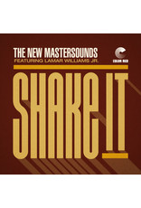 """FS The New Mastersounds – Shake It / Permission To Land 7"""""""
