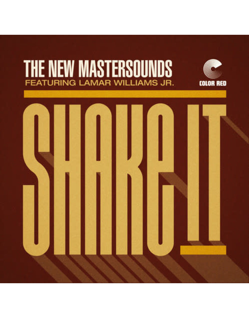 FS The New Mastersounds ‎– Shake It / Permission To Land 7""
