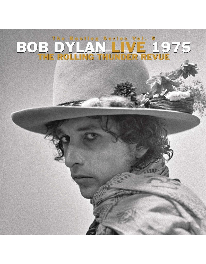 RK Bob Dylan – Rolling Thunder Revue 3LP