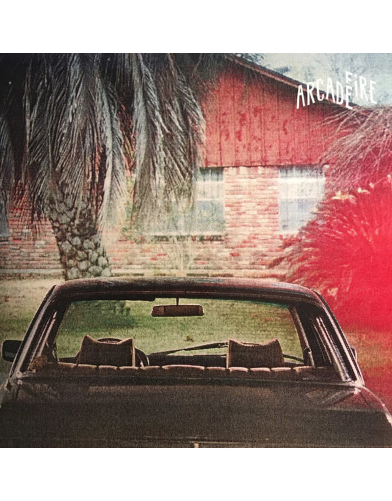 RK Arcade Fire ‎– The Suburbs 2LP