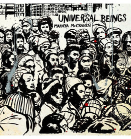 JZ Makaya McCraven ‎– Universal Beings 2LP