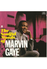 FS Marvin Gaye ‎– The Soulful Moods Of Marvin Gaye LP
