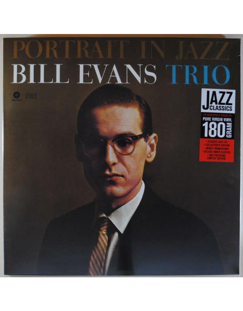 JZ Bill Evans Trio – Portrait In Jazz LP