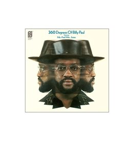 FS Billy Paul ‎– 360 Degrees Of Billy Paul LP