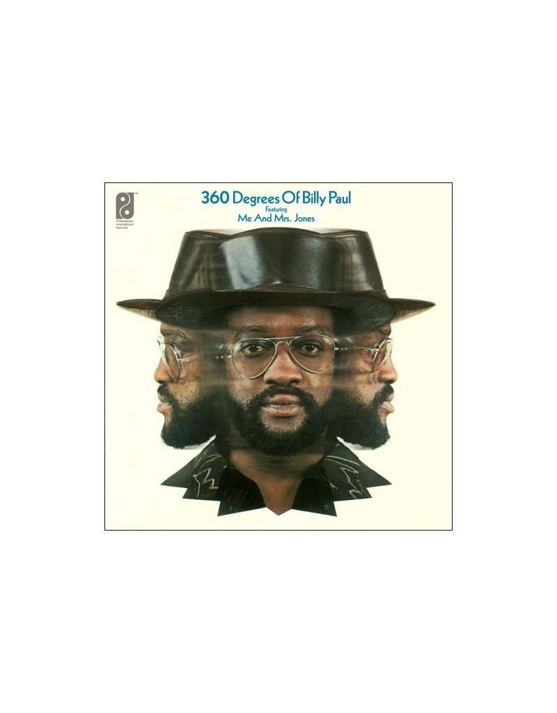 FS Billy Paul – 360 Degrees Of Billy Paul LP