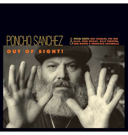 LA Poncho Sanchez ‎– Out Of Sight! LP