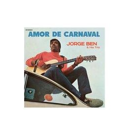 FS Jorge Ben & His Trio – Amor de Carnaval LP