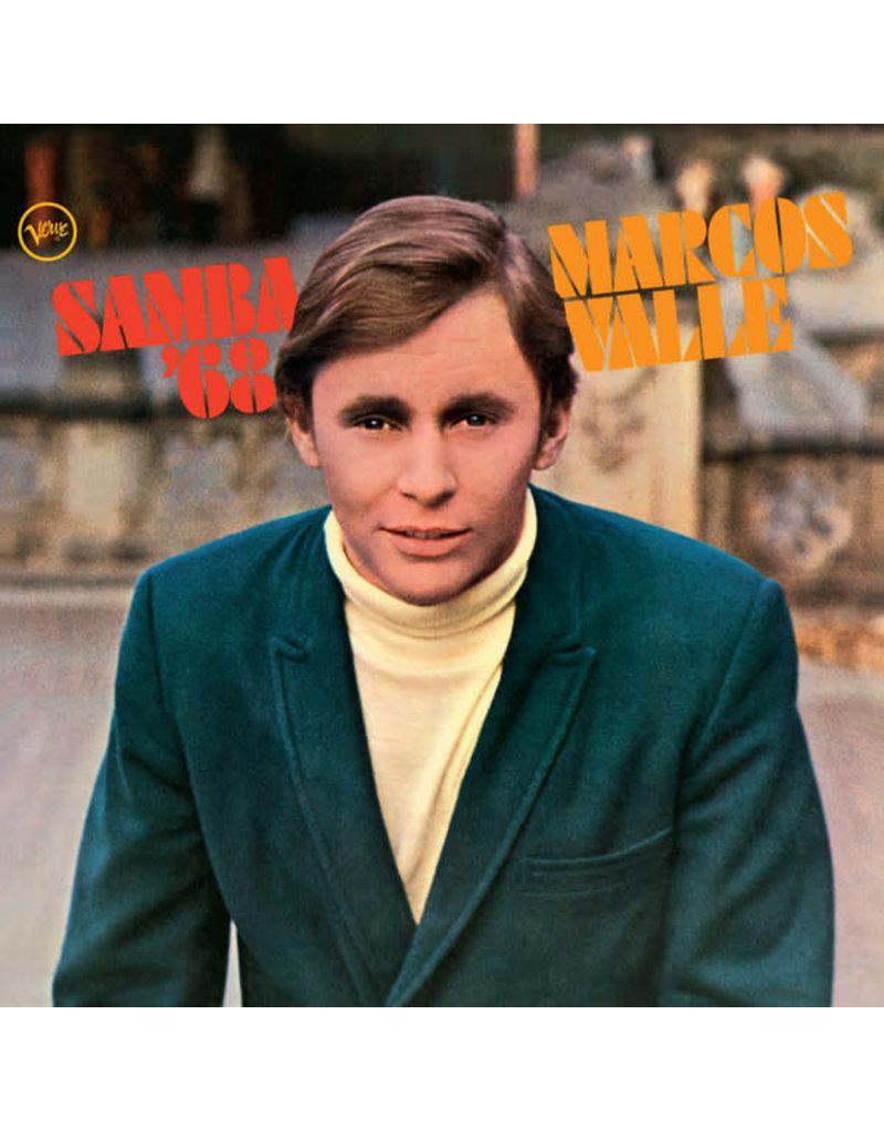 JZ Marcos Valle – Samba '68 LP, Limited Edition, 2018 Reissue