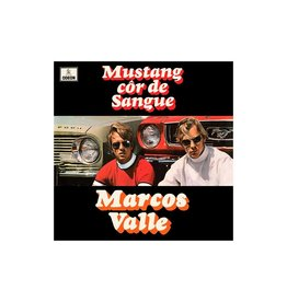 LA Marcos Valle – Mustang Cor De Sangue LP