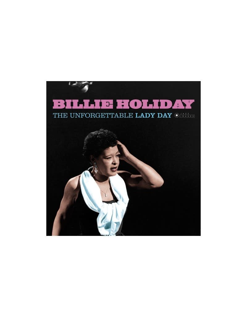 JZ Billie Holiday - The Unforgettable Lady Day LP