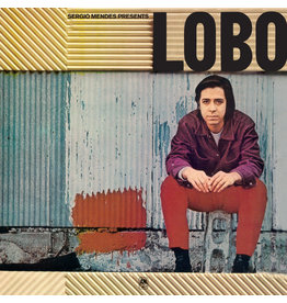 BZ Edu Lobo ‎– Sergio Mendes Presents Lobo LP
