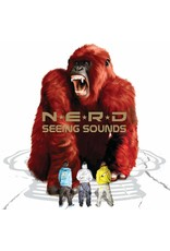HH N.E.R.D ‎– Seeing Sounds (Limited Coloured Vinyl) 2LP