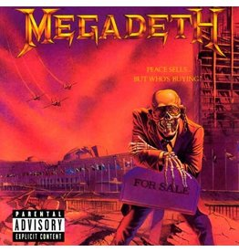 RK Megadeth ‎– Peace Sells...But Who's Buying? (Limited Purple Vinyl) LP