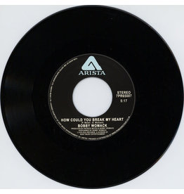 FS Bobby Womack ‎– How Could You Break My Heart? / Give It Up 7""