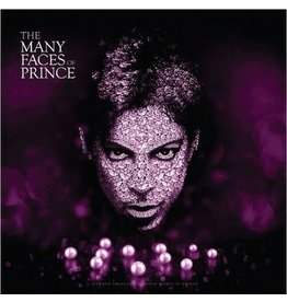 FS Various Artists ‎– The Many Faces Of Prince (A Journey Through The Inner World Of Prince) 2LP